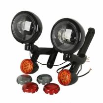 Irányjelző lámpák, oldallámpával.