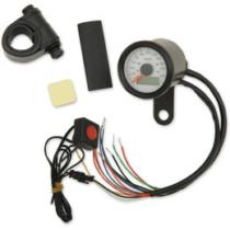 Elektronikus Sebességmérő visszajelzőlámpákkal