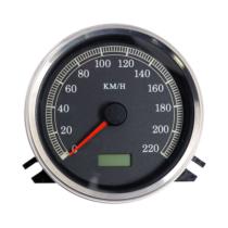 Sebességmérő óra. KM/óra számlappal.