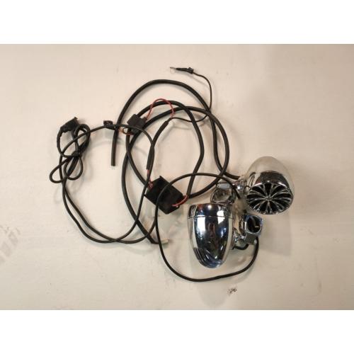 Hangszóró szett 32mm cső bilincs (használt)