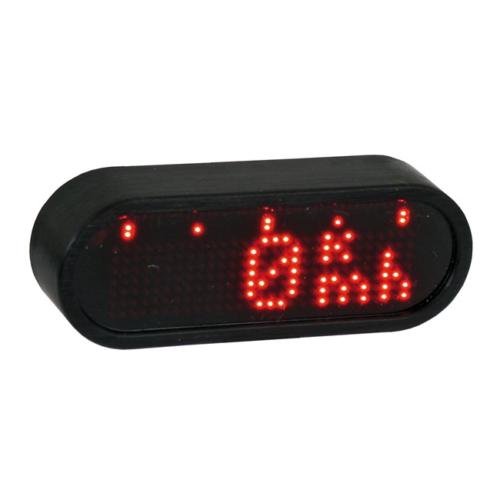 Sebességmérő óra Digitális, Motoscope mini